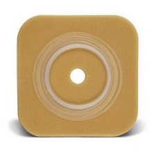 "Image Of SurFit Natura Durahesive Cut to Fit Skin Barrier without Tape Collar 5"" x5"" 2 3/4"" Flange"